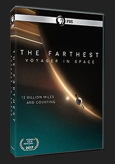 PBS The Farthest: Voyager in Space : Absolutely wonderful. We love stories about the space missions. So fascinating. It's on Netflix right now.