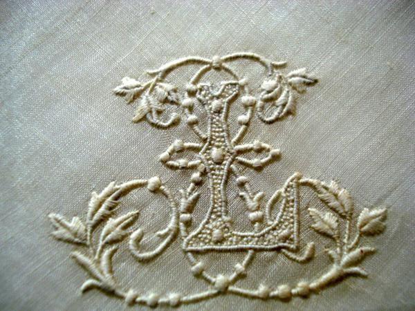 monogram textiles - Google Search