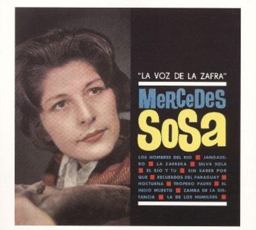 La Voz de La Zafra [CD]