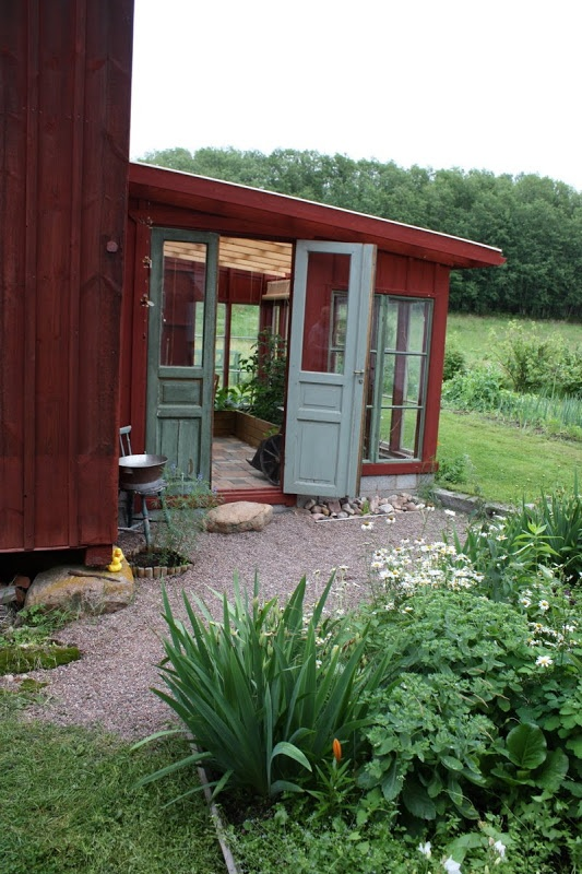Kolonidagar: Drömmer om växthus