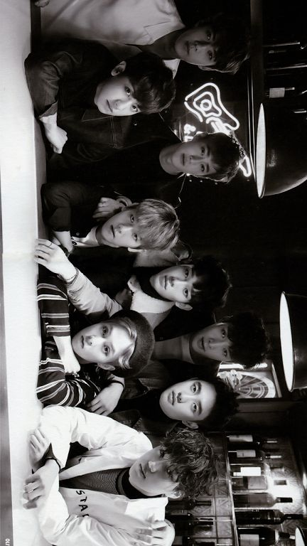 "EXO ""Sing For You"" Photograph Wallpaper"