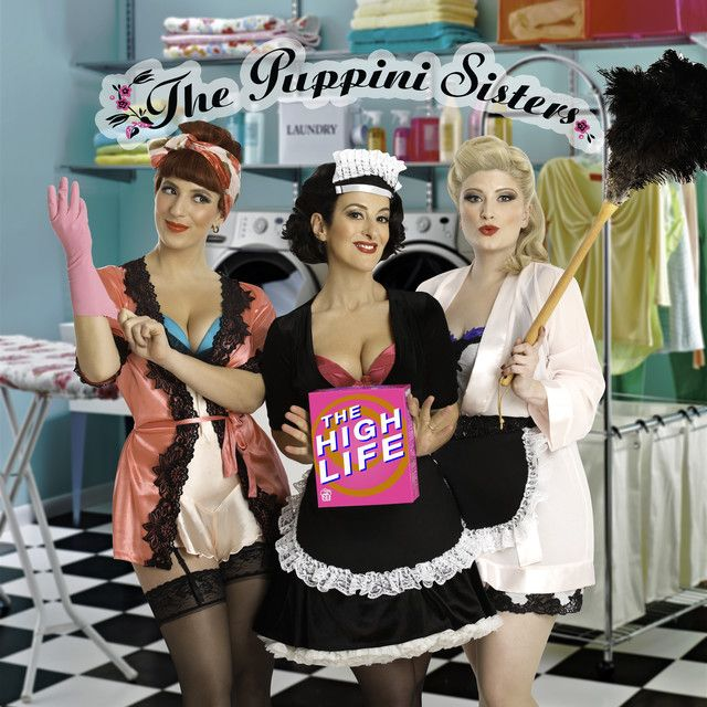 """Is This the High Life?"" by The Puppini Sisters was added to my Discover Playlists playlist on Spotify"