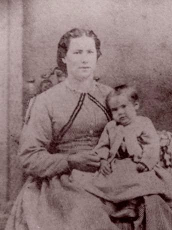 Charlotte Bursill married Edward Bayliss, with daughter Rachel Bayliss who married George Stockdale.