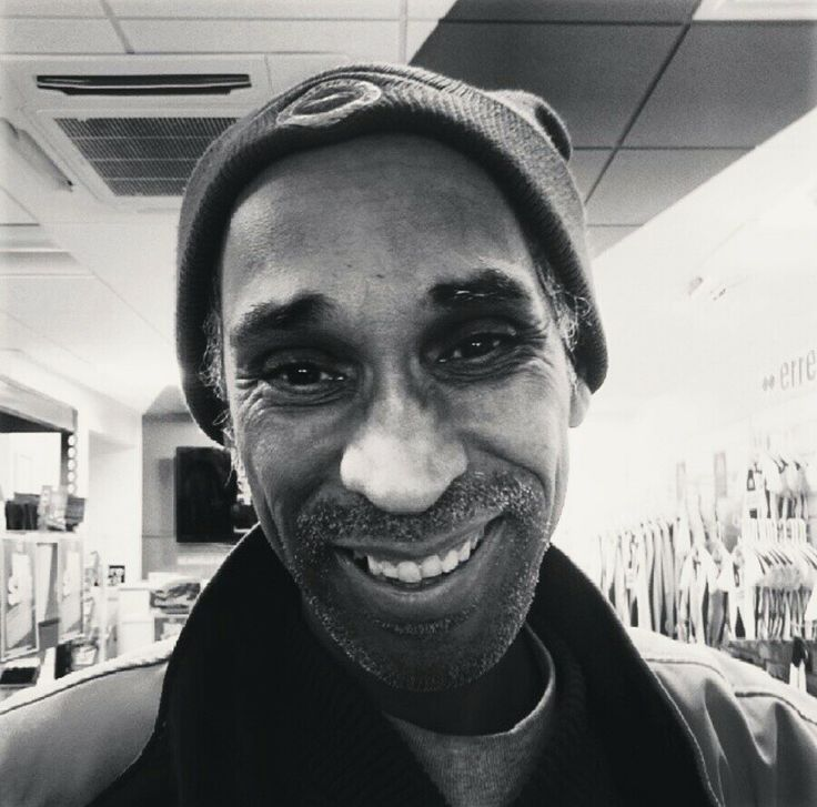 This man is called Dave. He is a regular in the shop and all us lot who work there think he is a legend. I am working on a photography book where i will be taking photographs of the faces of Brighton and Dave was glad to smile for the camera. He is a legend!