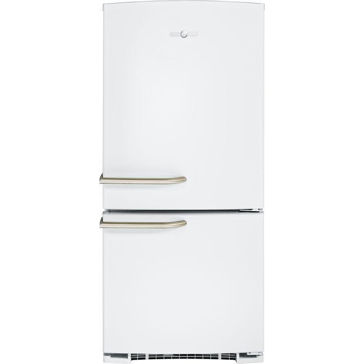 GE Artistry Series Energy Star 20.3 Cubic Feet Bottom Freezer Refrigerator | Overstock.com Shopping - The Best Deals on Refrigerators