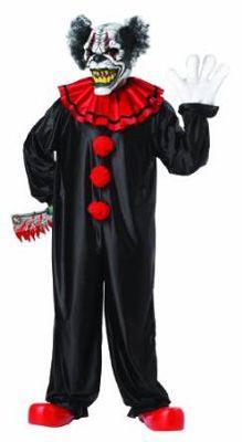 california costumes last laugh the clown clown halloween costumesscary - Best Scary Halloween Costume