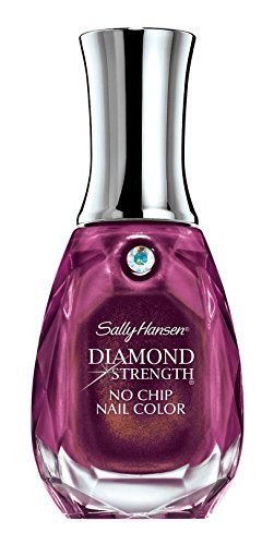 Sally Hansen Diamond Strength No Chip Nail Polish  Royal Romance * More info could be found at the image url.