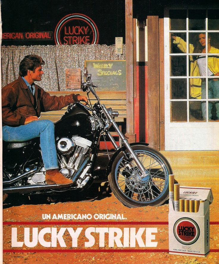 REVISTA AVIANCA: CIGARILLOS LUCKY STRIKE.