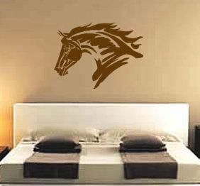 Marvelous Horse Decal, Horse Wall Decal, Horse Decor, Childu0027s Room, Teen Room, Part 18