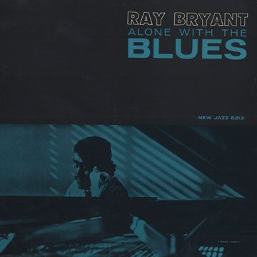 Ray Bryant  / Alone with the blues