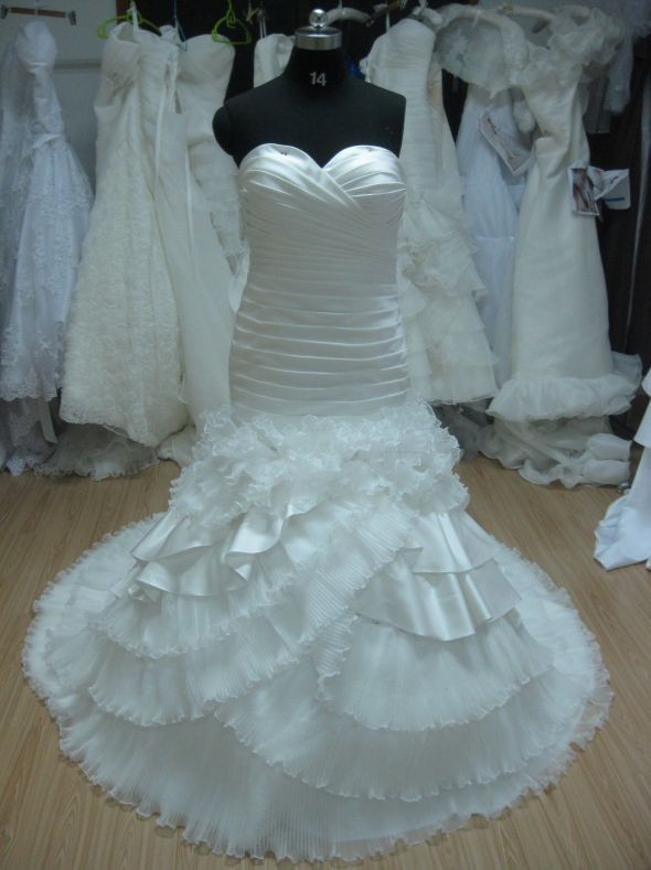 37 best Made in China: Wedding Gowns & Other Dresses images on ...