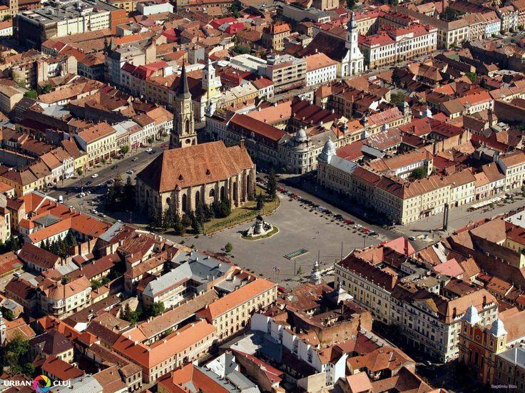 St Michael Cathedral. Cluj Napoca. Romania. www.romaniasfriends.com / citybreak