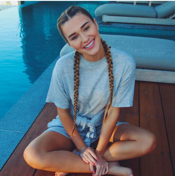Shani Grimmond,everything is perfect about her x