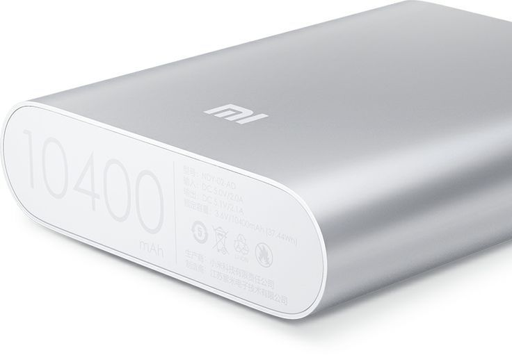 Xiaomi Mi PowerBank (10400 mAh)