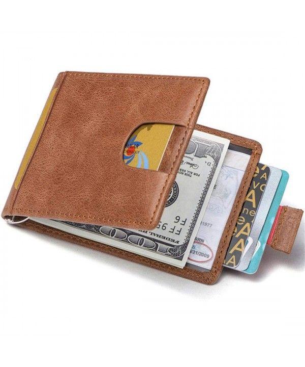 1484ca0a5f75 Men's Bags, Wallets, RFID Credit Card Holder Wallet for Men Slim Leather Small  Card Case Wallet - Vintage Brown - CW18HYCG50I #Men #Fashion #Bags  #Handbags ...