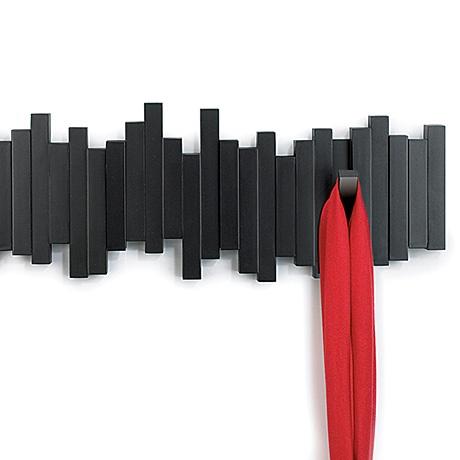 UMBRA - Sticks Wall Hooks Black