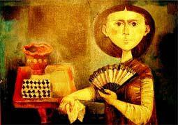 Enrique Grau, artista Colombiano,