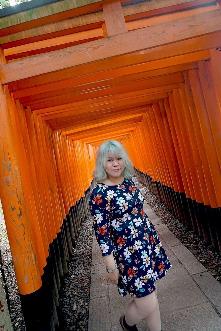 Inari shrine, Kyoto, Japan
