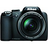 Amazon.com : Nikon Coolpix P80 10.1MP Digital Camera with 18x Wide Angle Optical Vibration Reduction Zoom (Black) : Point And Shoot Digital Cameras : Camera & Photo