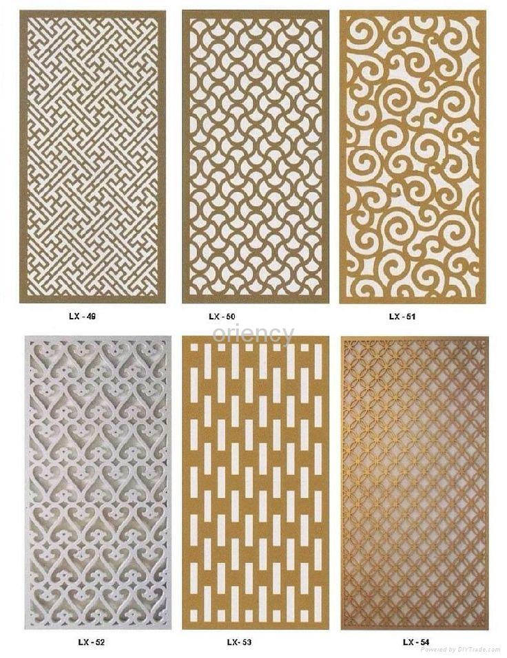 17 best images about design cnc patterns on pinterest for Decorative mdf