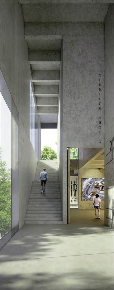 Gallery - Foundation Bauhaus Dessau Announces Winners of Bauhaus Museum Competition - 41