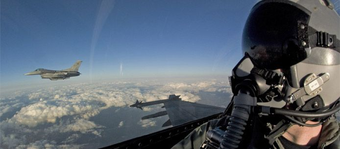 Pilot: Taking control of one of the most advanced aircraft in the world—and pushing its performance to the limit—requires extraordinary skill and precision, and Air Force pilots make it look easy. Air Force pilots deploy around the world to wherever there's a need as fighters, trainers, bombers, advisers and more.