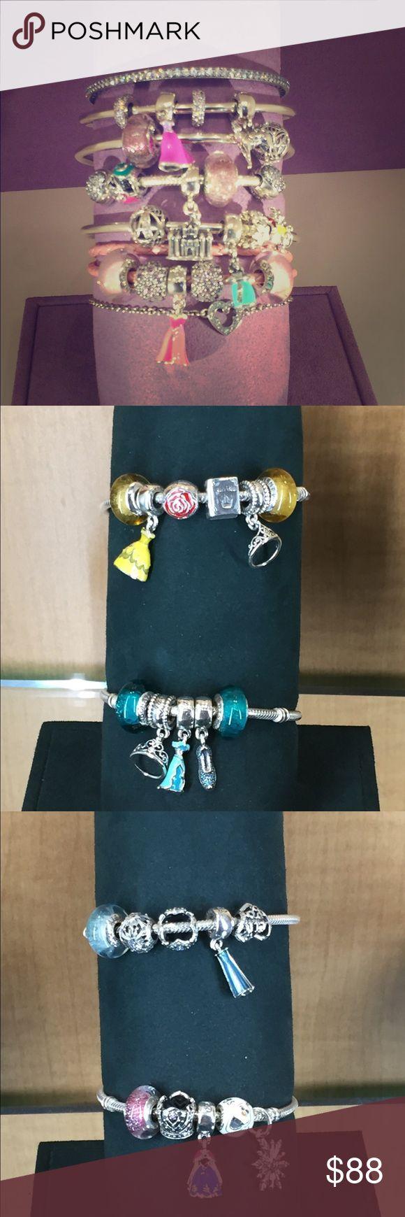 Spotted while shopping on Poshmark: Pandora ✨Disney Exclusive Charms Galore✨! #poshmark #fashion #shopping #style #Pandora #Jewelry