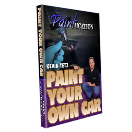 Nama : Education Paint Your Car ( DVD ) Kode : 47000000401 Merk : - Tipe : - Status : Siap Berat Kirim : 1 kg  Paint Your Own Car! is one of most sought after instructional products on the market... Now with an all new production, Kevin Tetz, Americas Auto body coach walks you through a complete paint job, with a color change, all in a home garage environment! training guides for gun technique, rust repair techniques.