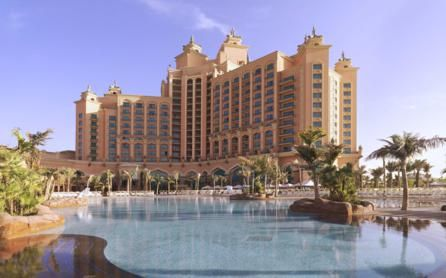 Swimming Pool, Atlantis, The Palm, Dubai