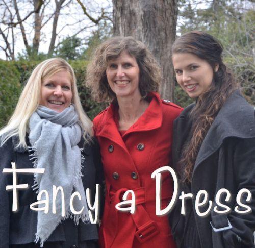 Dressember 2017  team 'Fancy a Dress' #dressember