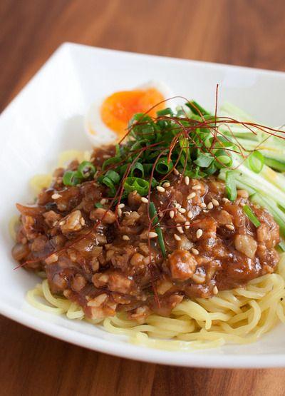 温かいジャージャー麺。 by tomoさん | レシピブログ - 料理ブログの ...