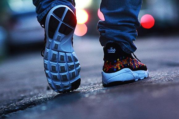 Nike Air Footscape Woven Chukka Premium QS Rainbow Pack