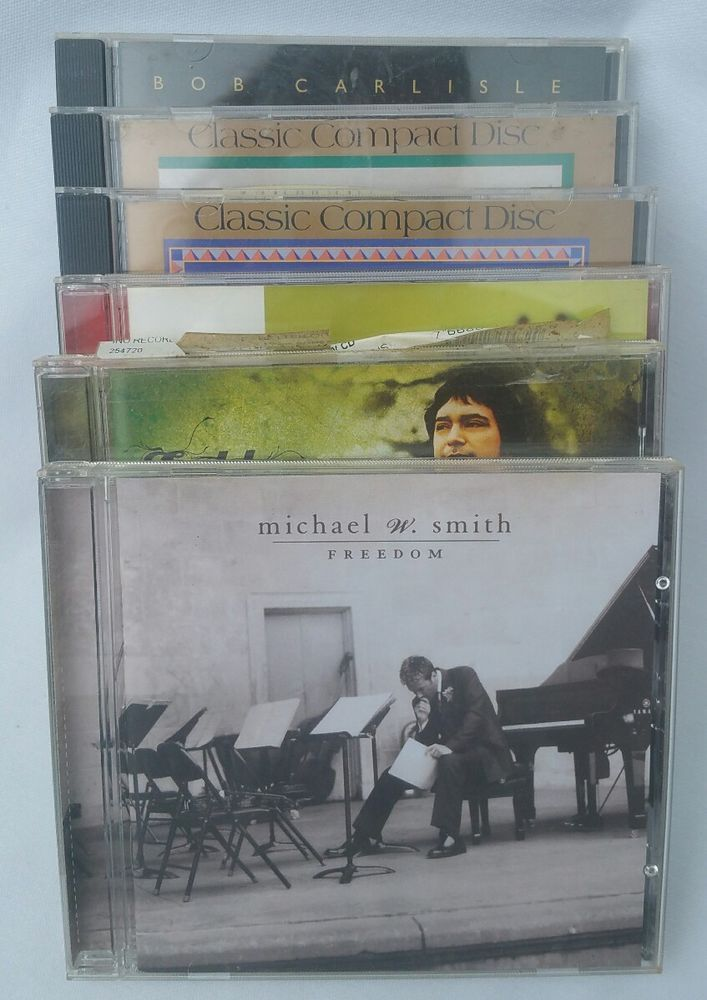 CD's Christian Music Artists Michael W Smith Todd Agnew + Mixed Lot of 6    | Music, CDs | eBay!