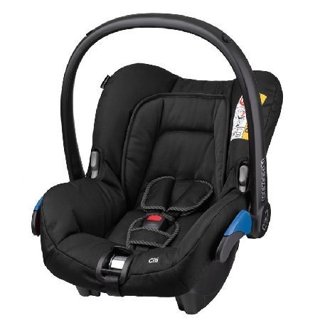 Maxi Cosi Maxi-Cosi Citi Car Seat-Black Raven The Maxi-Cosi Citi is your basic baby car seat and infant carrier that will get you where you need to be, hassle-free!The Citi is very lightweight. Comfortably padded seat, maximum safety thanks to si http://www.MightGet.com/march-2017-1/maxi-cosi-maxi-cosi-citi-car-seat-black-raven.asp