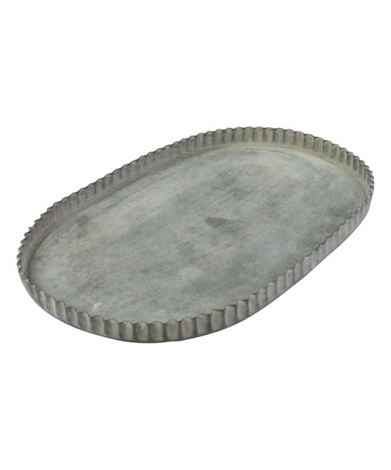 10'' Ross Oval Large Tray