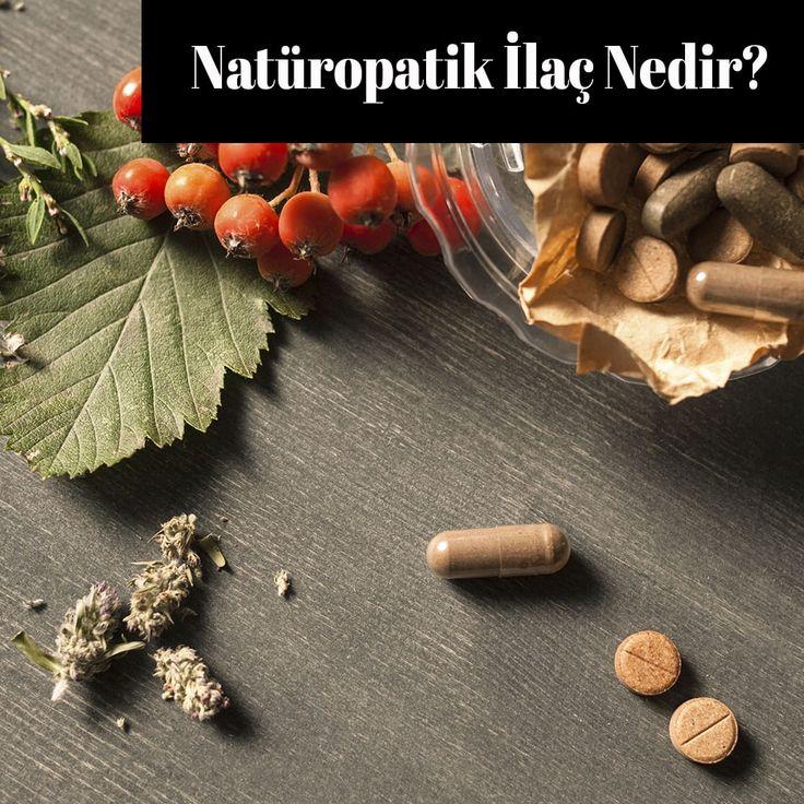 Natüropatik İlaç Nedir?