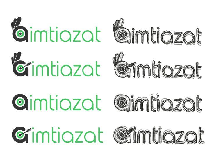 aimtiazat Company Logo by Mohamed Atwa