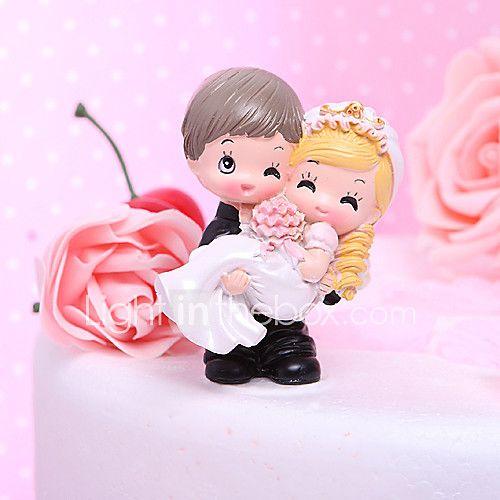Διακοσμητικό Τούρτας Κλασσικό ζευγάρι / Αστείο & Απρόθυμο Ρητίνη Γάμος / Πάρτι πριν το Γάμο Θέμα Κήπος / Κλασσικό Θέμα Κουτί Δώρου - EUR €5.63 ! ΚΑΥΤΟ προϊόν! Καυτό προϊόν σε χαμηλή τιμή τώρα σε προσφορά! Ελέγξετε το μαζί με άλλα παρόμοια προϊόντα. Αποκτήστε μεγάλες εκπτώσεις, κερδίστε Επιβραβεύσεις και άλλα με κάθε αγορά σας μαζί μας!