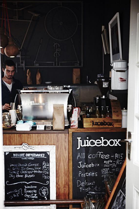 Deluxe Coffeeworks | Franschhoek, South Africa