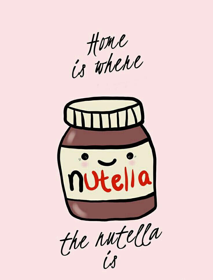 Pin Di Rabyya Masood Su Nutella Sfondi Grafici
