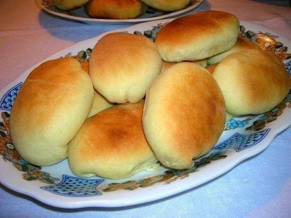 Самые вкусные рецепты: Пирожки из хрущевского теста с яйцом и рисом