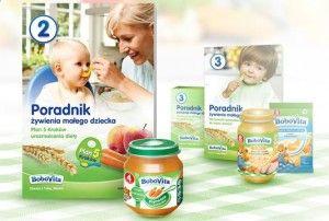BoboVita - poradnik żywienia małego dziecka