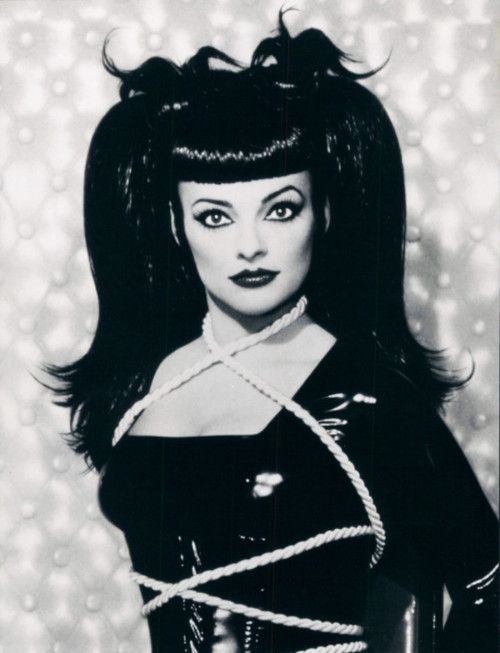 Nina Hagen, have not listened to her in decades, but I hear she has a nutty reality show.