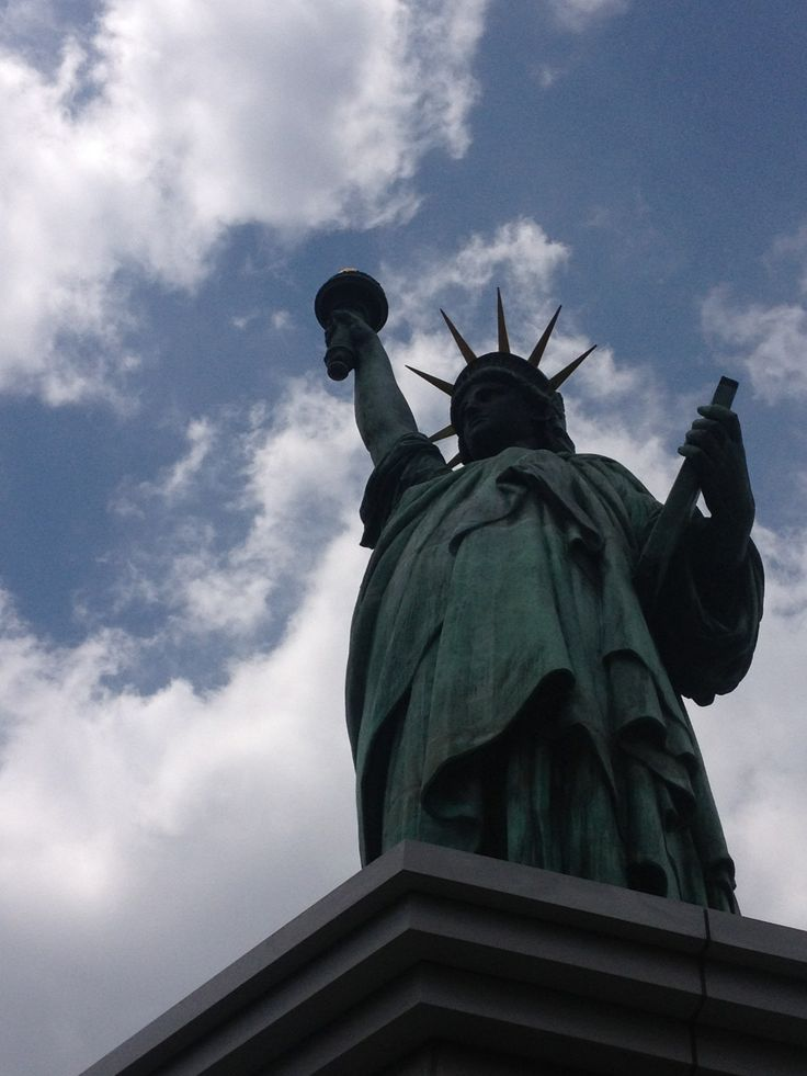 Statue of Liberty, in Tokyo