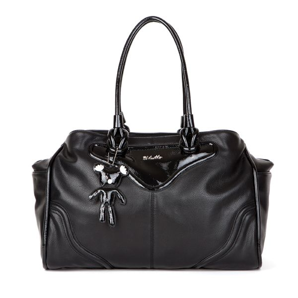 Brigitte Tote Black Welcome to our latest 'baby bag in disguise', the sophisticated Brigitte Tote. Go anywhere with or without baby and Il Tutto's Brigitte tote will easily transform into the bag that you need. This elegant changing bag is the yummy mummy's go to bag.  Signature monster teddy. Brigitte tote still retains its cool factor by not looking like an obvious baby bag, easily converting into an everyday 'after baby' bag. PRICE: $249.00