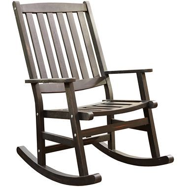 Bali Hai Outdoor Rocking Chair jcpenney