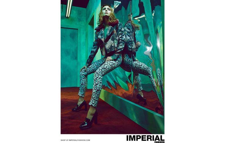 #imperialfashion #adv #fw14