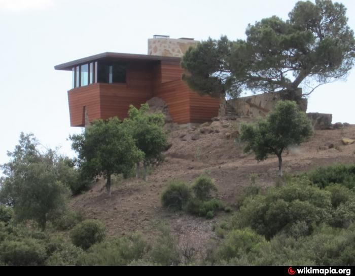 17 best flw oboler house images on pinterest frank for Frank lloyd wright california
