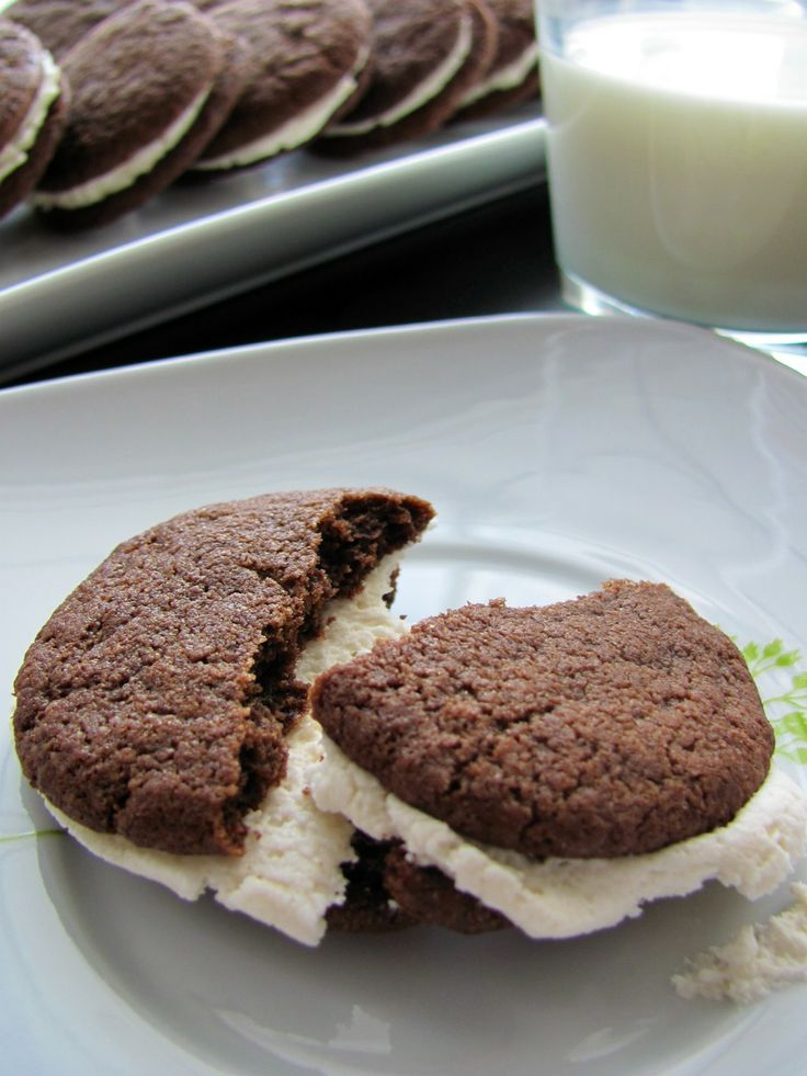Biscuits Oreo maison_Mes tergiversations