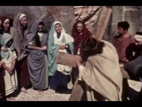 The passion of our lord.    The Via Dolorosa, Sandi Patty